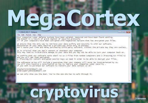 Ransomware-Magecortex