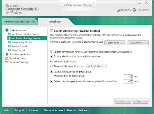 Kaspersky thông báo ngừng hỗ trợ Kaspersky Endpoint Security 10 for Windows phiên bản 10.2.6.3733