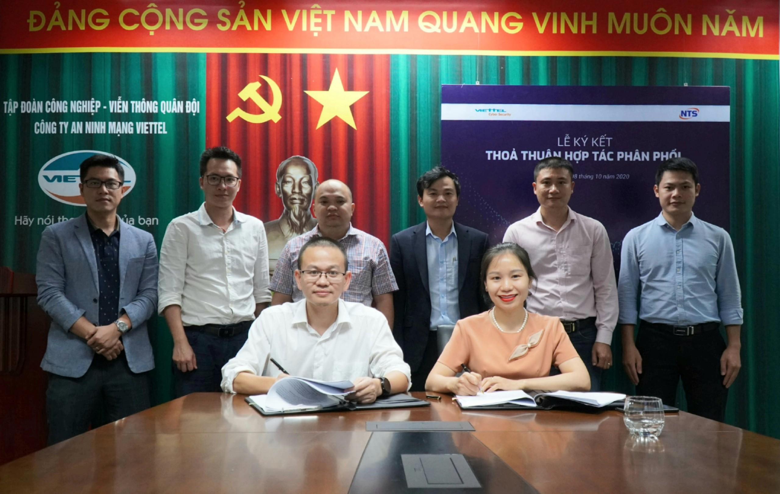 VCS ký kết thỏa thuận hợp tác phân phối với Nam Trường Sơn Hà Nội